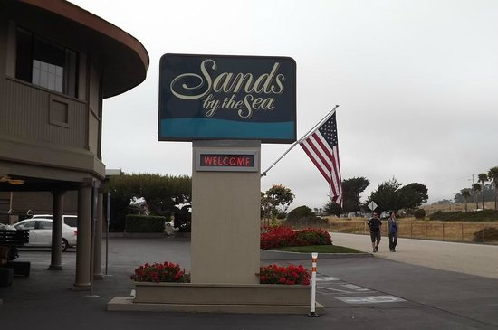 Sands By The Sea Motel: Esterno