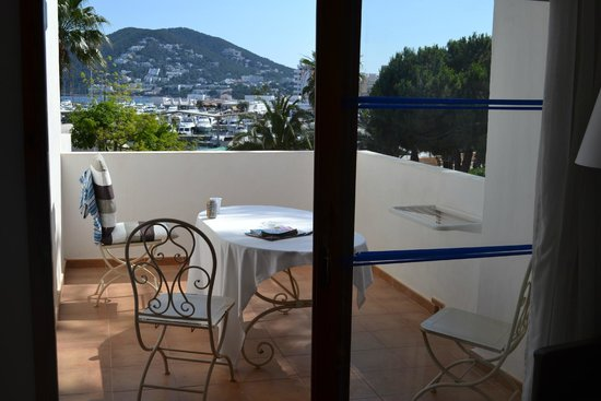 Hotel Tres Torres: Great for sunbathing