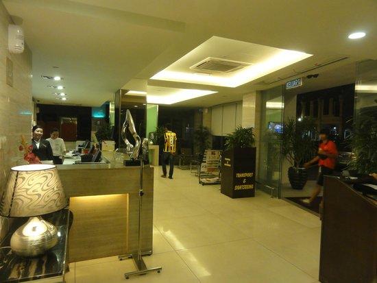 Hotel Sentral Georgetown: Lobby