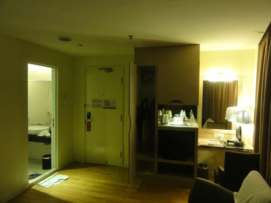 Hotel Sentral Georgetown: Triple Room