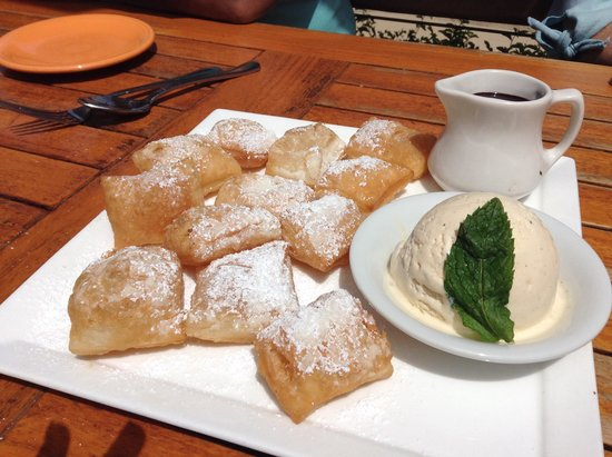 Beignets - just like eating air!