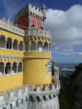 Park and National Palace of Pena: Palácio da Pena