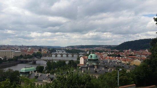 Prague On Segway : Panoramica