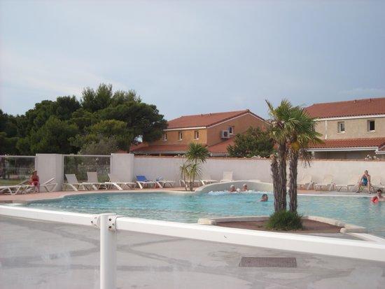 Résidence Le Mas de Torreilles : piscine