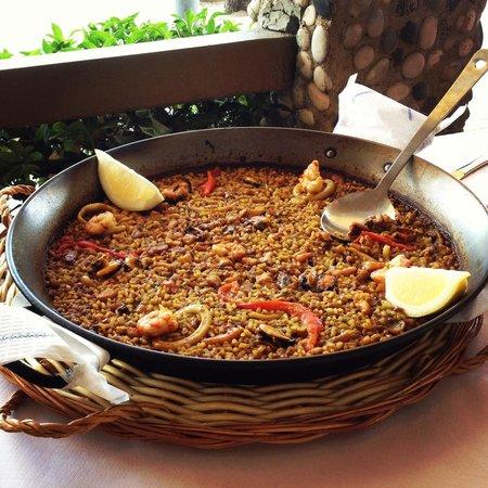 Hotel Terramarina: Ресторан Дорадо