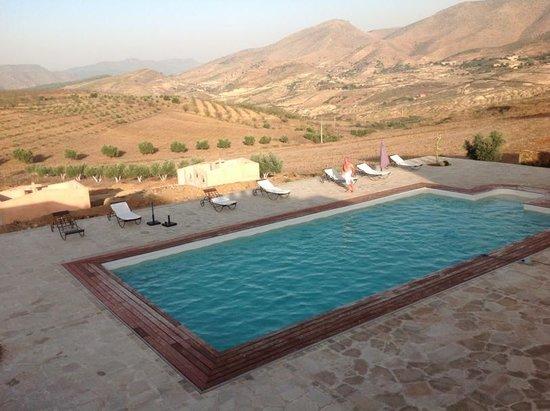 Raid Oriental : La piscine