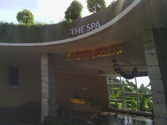 Uppala Villa & Spa Umalas: le spa