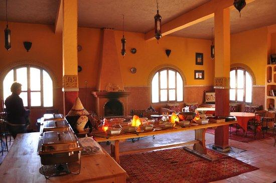 Hotel Kasbah Mohayut : Breakfast Time!