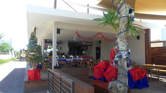 Uppala Villa & Spa Umalas: le restaurant