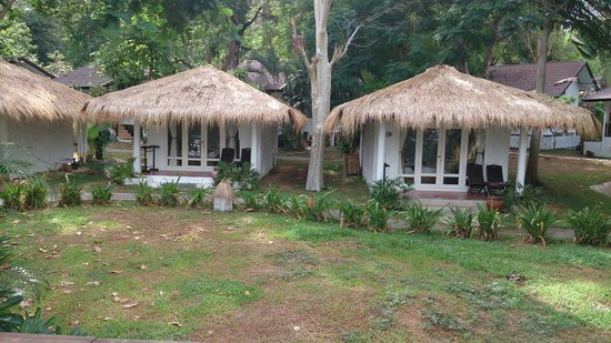 Vongdeuan Resort : Deluxe Bungalows