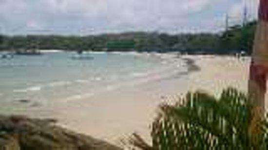 Vongdeuan Resort: Sandstrand