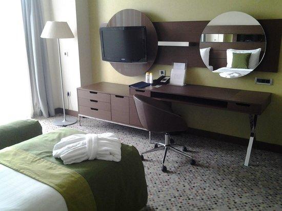 Radisson Blu Resort & Congress Centre: Номер
