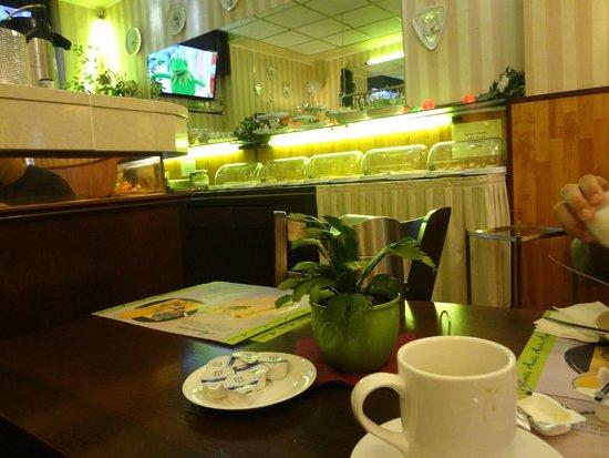 Hotel Apollo: café