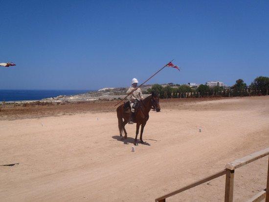 Fort Rinella: Lancer