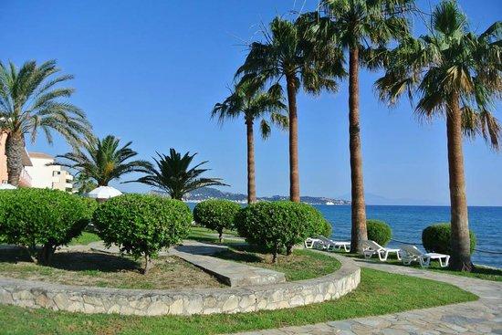 Porto Davia Hotel: Sunbathing Area