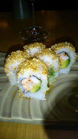 Osaka: some of their sushi
