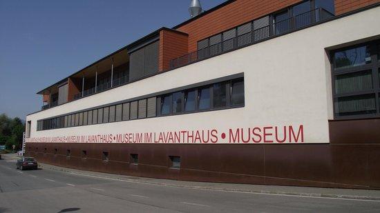 Wolfsberg, Áustria: Museum exterior