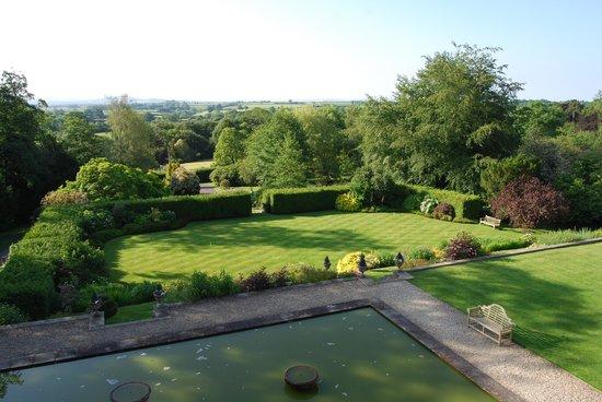 Chaffeymoor Grange: View from Bedroom 8