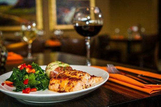 Tavola Restaurant Springfield Menu