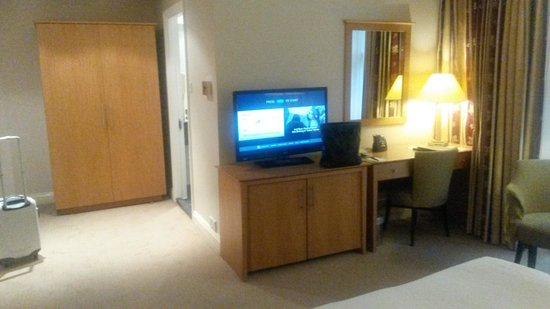 Hilton London Euston: Generous space