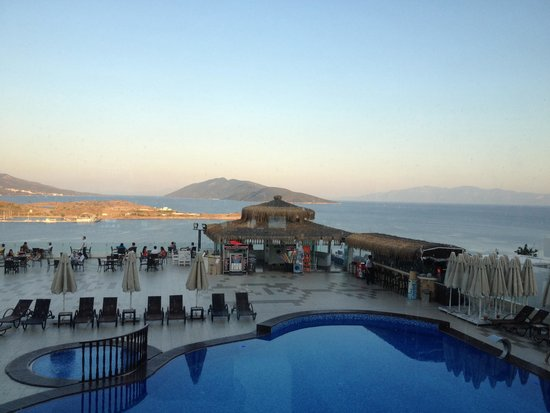 Royal Arena Resort & Spa: What a view! Amazing!