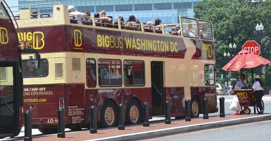 Big Bus Tours : Avoid this bus