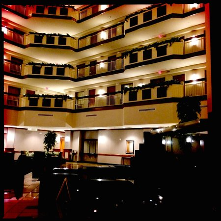 Embassy Suites by Hilton Dulles - North/Loudoun: Lobby
