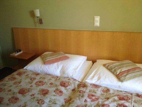 Hotel Galant: comfy bed