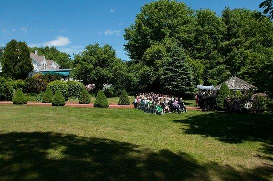 Clay Hill Farm: Award-winning wedding venue