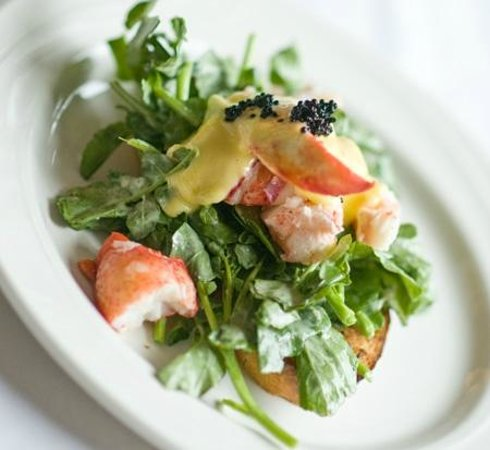 Clay Hill Farm: Lobster, Lobster, and yes, Lobster