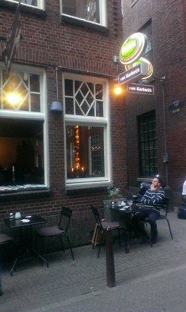 Van Kerkwijk: Local ambience