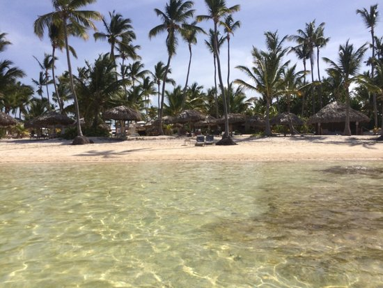 Catalonia Royal Bavaro: View from the sea