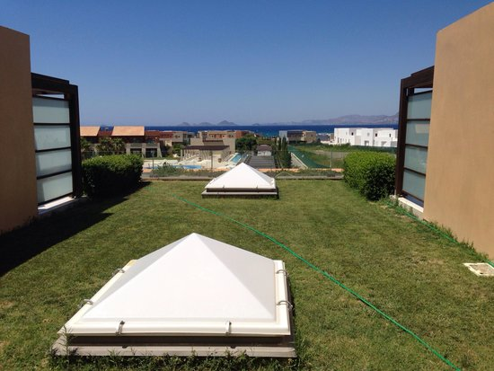 Astir Odysseus Kos Resort & Spa: Вид