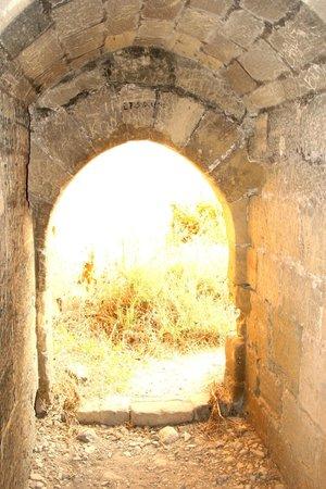 Castillo de Davalillo: uno de los ventanales