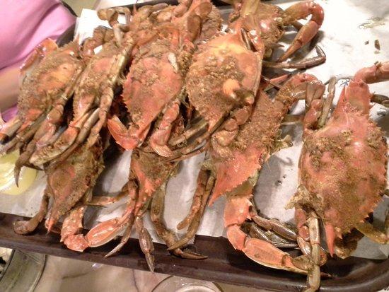Boondocks : Crab feast