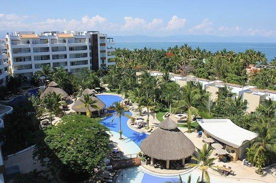 Marival Residences Luxury Resort Nuevo Vallarta: Gorgeous view