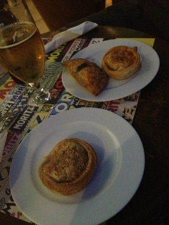 aQistoi: Empanadas