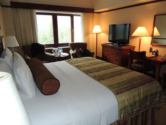 Hotel Alyeska : Cozy rooms