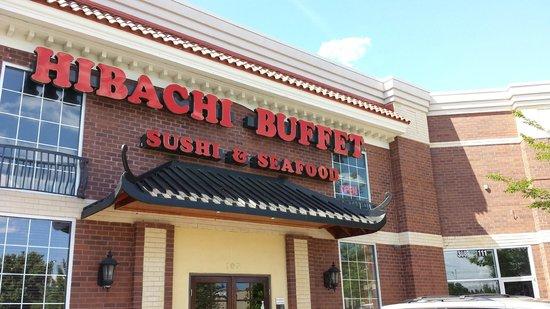 Hibachi Buffet and Sushi