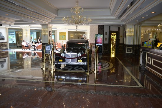 Wyndham Grand Regency Doha : foyer