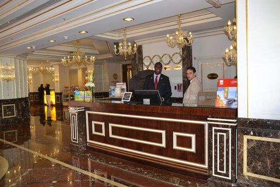 Wyndham Grand Regency Doha: conceirge