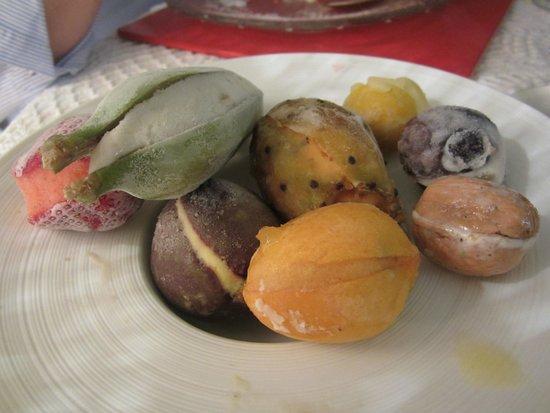 Al Volt : Geeiste Früchte-einfach genial!