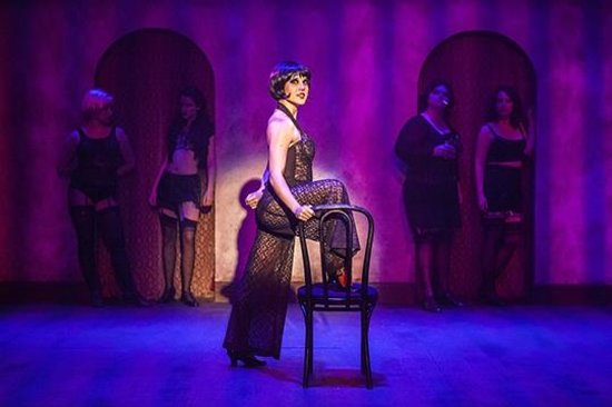 Greenbrier Valley Theatre: Cabaret, 2012