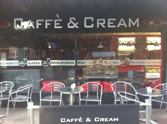 Hanningfield Reservoir Cafe Menu