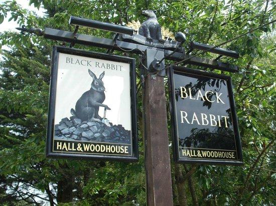 The Black Rabbit: Signs