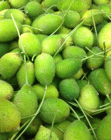 Indian Summer: Unusual veg