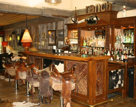 The Ranch at Rock Creek : The Saloon