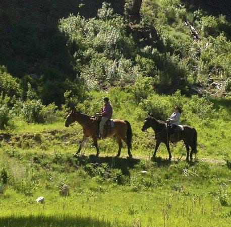 The Ranch at Rock Creek: Horseback Riding