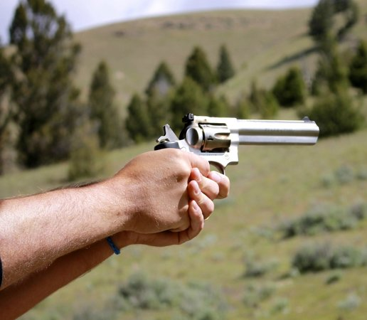 The Ranch at Rock Creek: Shooting Pistols