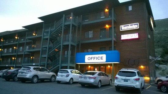 Rodeway Inn and Suites : Travelodge Gardiner